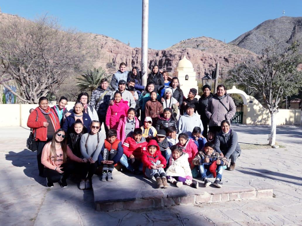 Reise nach Humahuaca